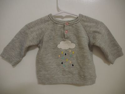 Cotton on baby girls jumper (size 000 - 0 to 3 months)