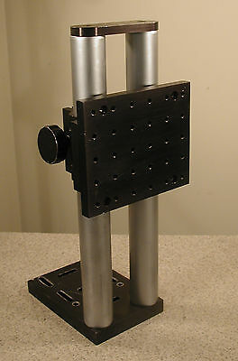 Newport 410-RC Dual Rod Optical Mounting Assembly, Adjustable Height