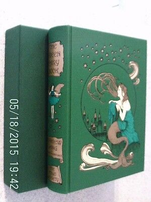 "Stunning Andrew Lang, "" The Green Fairy Book""- First Edition 2009 Folio Society"