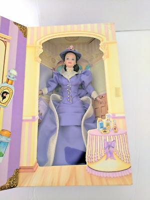 Avon Mrs PFE Albee Barbie Doll Mattel 1st Series Founder Special Edition 1997