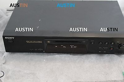 Sony Mds Je 470 Minidisc Stereo Player, Recorder  Md