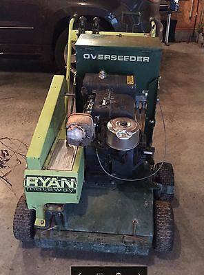 Ryan Mataway Overseeder 10Hp Cast Iron Bore Industrial Engine