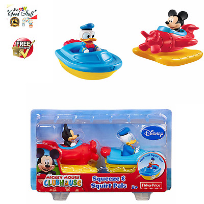 Disney Junior Mickey Bath Boat 18 16 Picclick Ca