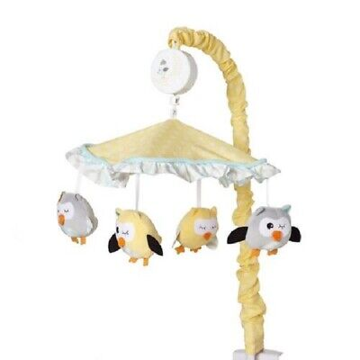 Baby's first by Nemcor 'Nap Time Owls' Musical Mobile - For Infant nursery