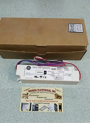 Ge Tetra Led System  Led Dimmer Gedm1A  #75612