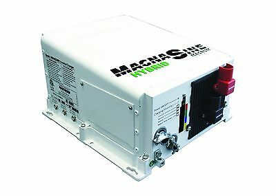 Magnum, Msh4024Re, Inverter/charger Off-Grid, Rv, Boat 4000W, 24Vdc 120Vac 60Hz
