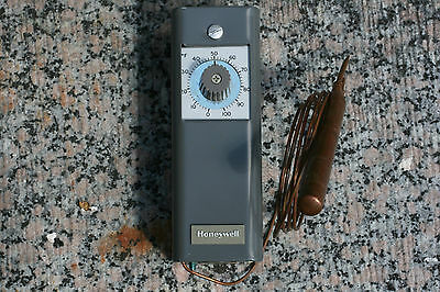 Remote Bulb Thermostat (0-100 F) T675A 1011, Honeywell