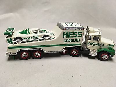 1992 Hess Truck and racer No box