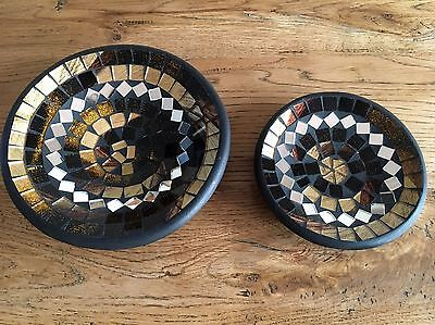 Decorative Bowls Set Of 2