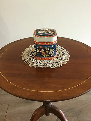 Original Vintage Antique Japanese Lidded Ginger Jar