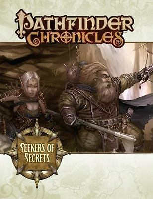 Pathfinder Chronicles: Seekers of Secrets - A Guide to the Pathfinder Society