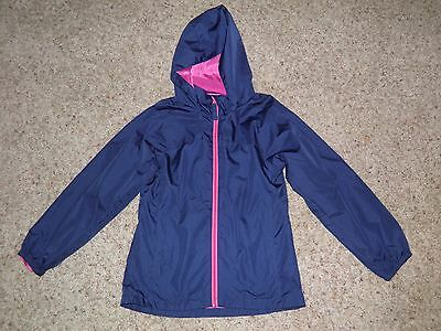 Girls The Children's Place Spring/Fall Hooded Jacket Size M(7/8)