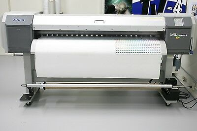 "Mutoh ValueJet VJ-1604A, 64"" Wide Format Solvent Printer"