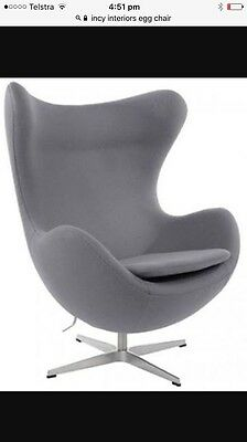 Incy Interiors Egg Chair