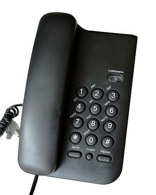 New Corded Telephone Desktop Telephone for Home/Hotel/Office 026