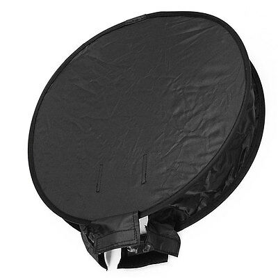 40cm Portable Round Studio Soft Screen Softbox Pop-Up Flash Diffuser For Camera