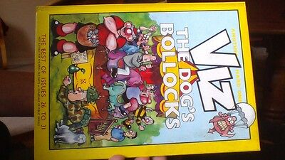 Viz ' The Dog' Bollocks' Hardback Book