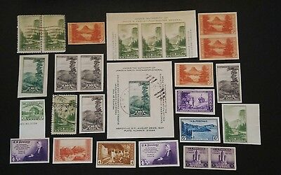 Farley Issues 26 Stamp Lot