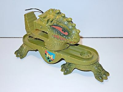 Motu He-Man Masters Of The Universe Dragon Walker 100% Complete - Mattel