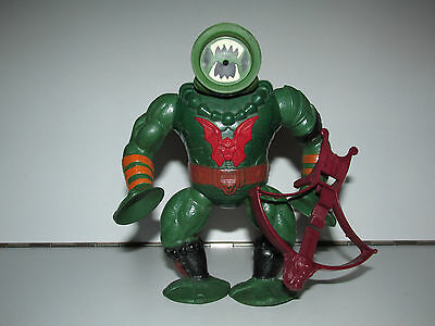 Motu He-Man Masters Of The Universe Leech 100% Complete - Mattel