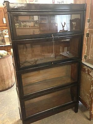Stickley Era Hale Barrister Bookcase