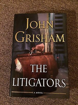 THE LITIGATORS by John Grisham (2011) HARDCOVER 1st Edition