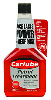 Carlube Petrol Treatment for maximum Fuel Efficiency QPP300 300ml