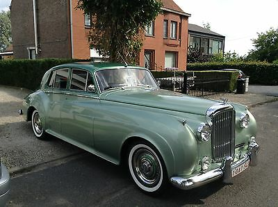 Bentley S 1 LHD 1955