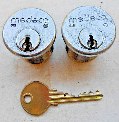 Medeco   High Security Lock Cylinders   with 1 Key   Locksmith