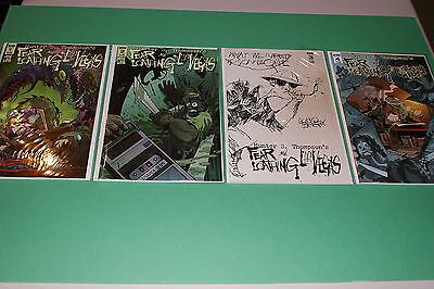 IDW Fear and Loathing in Las Vegas Comics #1,2,3,4: Hunter S Thompson: Full Set
