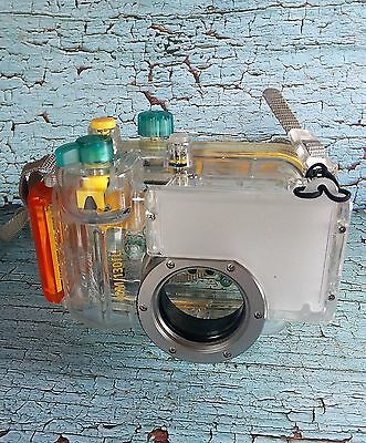 Canon WP-DC700 Underwater Housing Waterproof Case for Powershot A60 A70 Cover