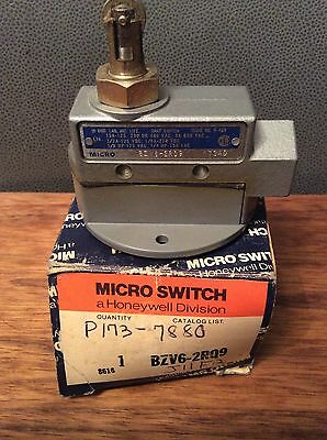 Micro Switch Bzv6-2Rq9 Limit Switch.. Brand New In Box.