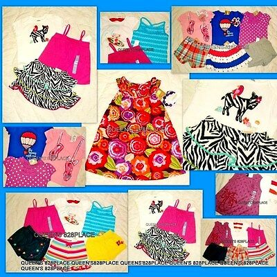 New Girls Summer Clothes Lot 18-24 Months Gymboree Gap Sets Outfits shorts tops