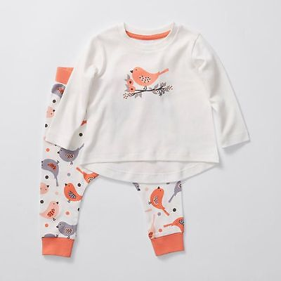 NEW Baby Bird Jersey Pyjama Set