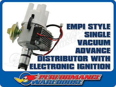 EMPI STYLE VW AIR COOLED SVA VACUUM ADVANCE w/ELECTRONIC IGNITION VOLKSWAGEN