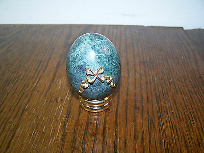 Great AGATE Egg Crystal Stone Mineral Specimen Healing EASTER