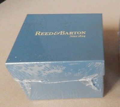 Reed & Barton 1824 Collection Butterfly Silverplate Napkin Ring Sealed NIB