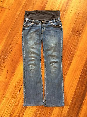 Jeanswest Maternity Size 12 Bootcut Jeans