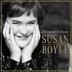 I Dreamed a Dream by Susan Boyle CD 2009 Britain's Got Talent Vocalist NEW Seale