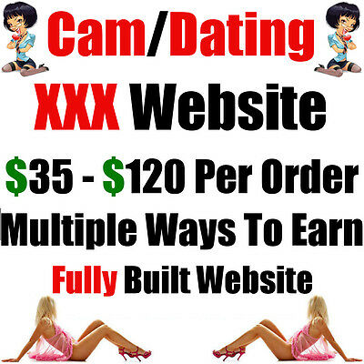Adult Website - Cams & XXX Dating - Fully Built - Online Business - For Sale