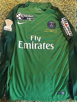 Maillot Psg Finale CDL 2017 Trapp