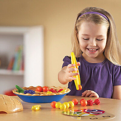 Educational Sorting Tactile Toy Develop Colour Recognition Numeracy Motor Skills