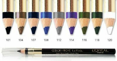 L'Oreal Color Riche Le Khol Eyeliner Pencil ~ Assorted Shades ~ New