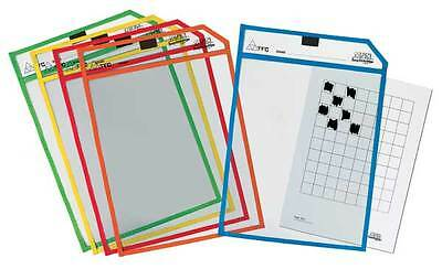 Swap Write 'N' Wipe Sleeve (1 Only) Whiteboard Maths English Teaching Resource
