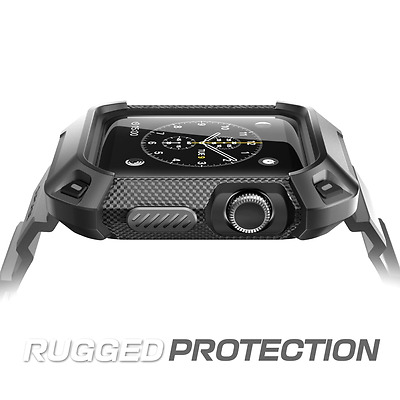 Apple Watch Case 42mm Series 2 Rugged Protective All Versions 2015 Release Black