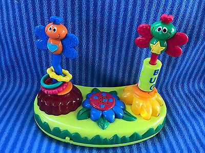 Evenflo Triple Fun Fish Pond Exersaucer Lights/Music Toy Replacement Part