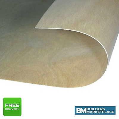 Flexible Plywood Sheets - 5mm Flexi Ply Bendy Plywood Flexi Board Curved Plywood
