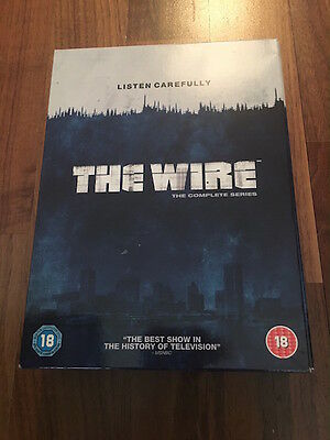The Wire -  (DVD Box Set) Complete Series - 2015