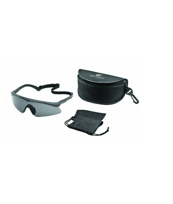 REVISION Military Sawfly Basic Photochromic Eyewear Kit, Black, large