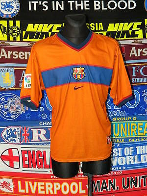 a3bcb4cca51 4.5 5 Barcelona adults XL  98 football shirt jersey trikot camiseta soccer  Barca